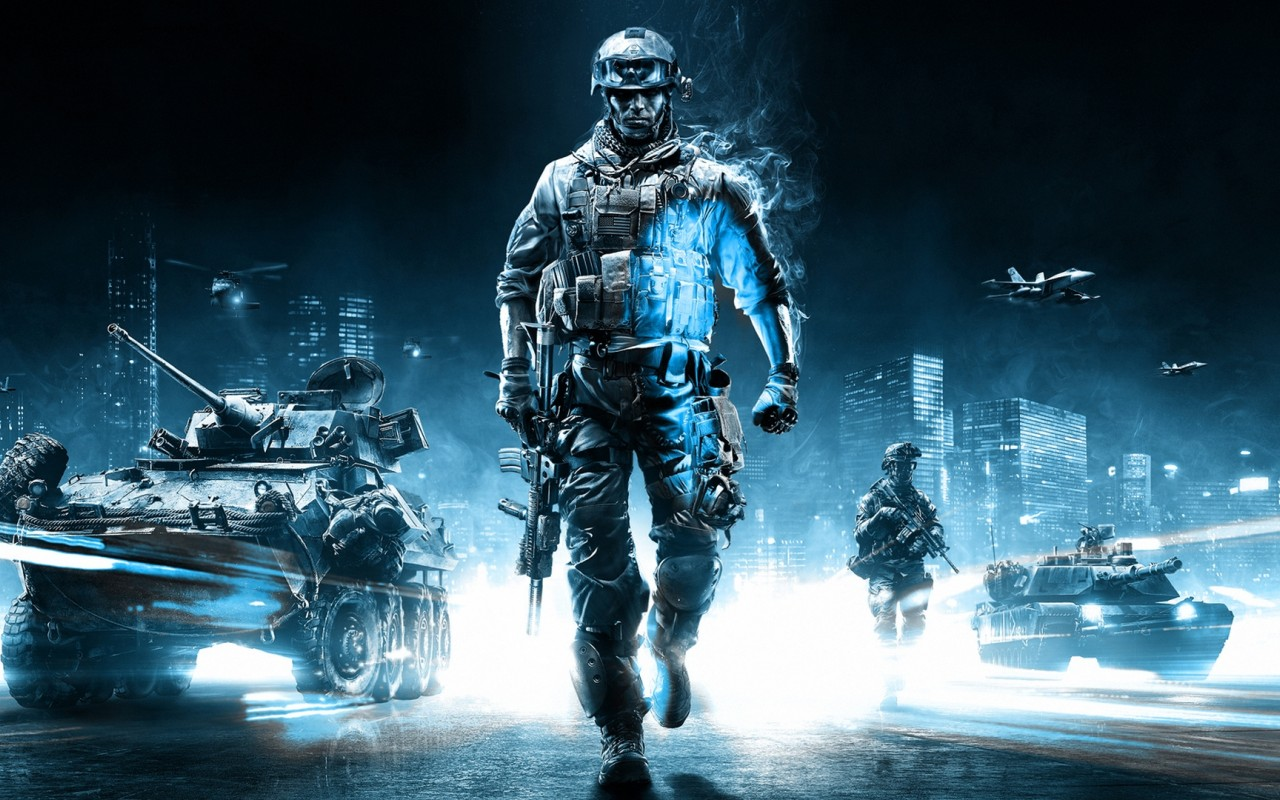 Battlefield Hd Wallpaper for Desktop and Mobiles