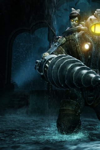 Bioshock 2 Wallpaper for Desktop and Mobiles
