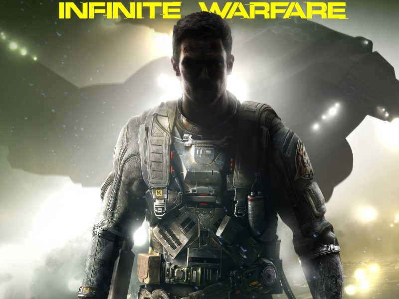 Call Of Duty Infinite Warfare Wallpaper for Desktop and Mobiles