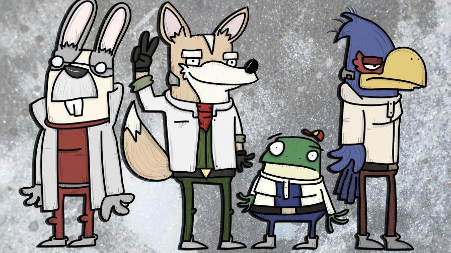 Cartoon Network Hd Wallpaper Wallpapers Net