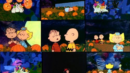 Charlie Brown Halloween HD Wallpaper