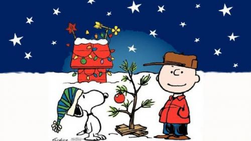 Charlie Brown's Christmas HD Wallpaper