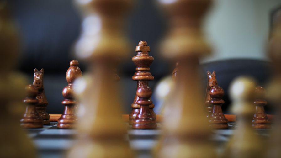 Chess Pieces Hd Wallpaper for Desktop and Mobiles