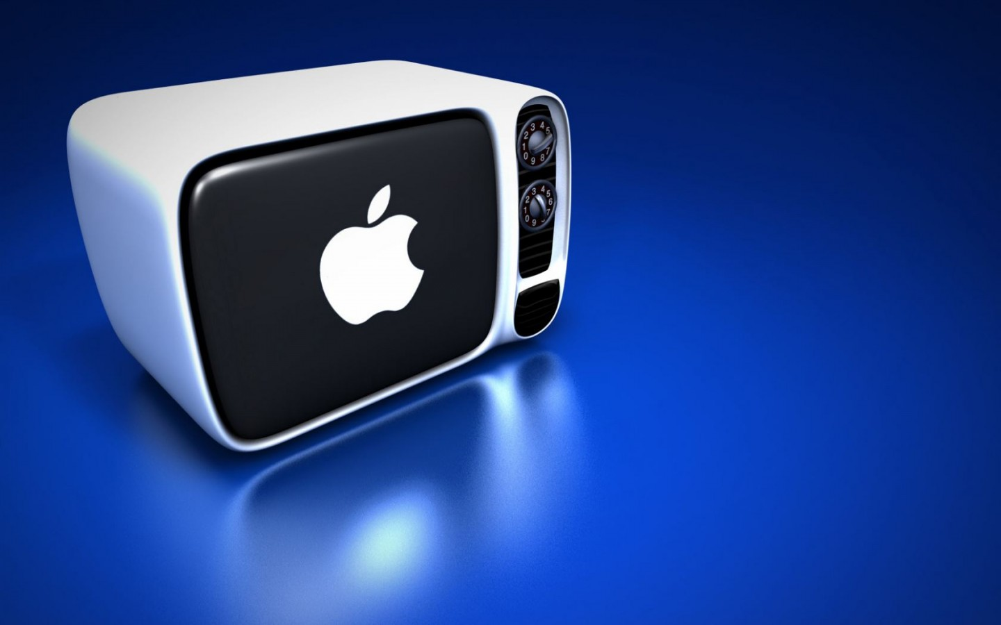Classic Apple Tv Wallpaper for Desktop and Mobiles