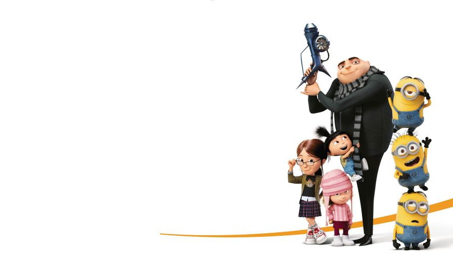 Despicable Me 3 Hd Wallpaper for Desktop and Mobiles