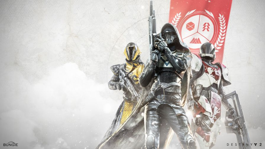 Destiny 2 Hd Wallpaper for Desktop and Mobiles
