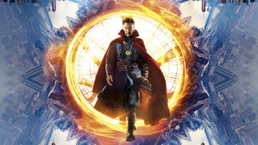 Doctor Strange Movie Hd Wallpaper for Desktop and Mobiles