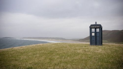 Doctor Who Tardis HD Wallpaper