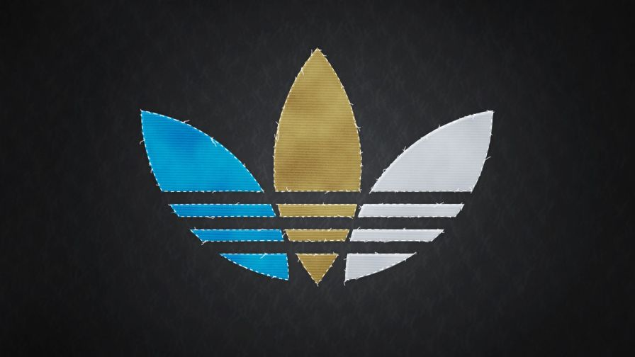 Download Adidas Logo Full Hd Background Wallpaper for Desktop and Mobiles