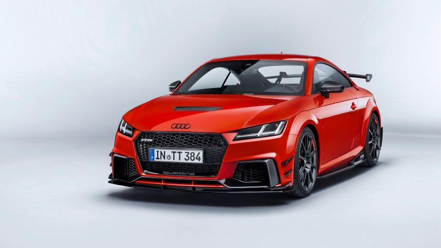 Download Audi TT RS Coup Hd Wallpaper For Desktop And Mobiles