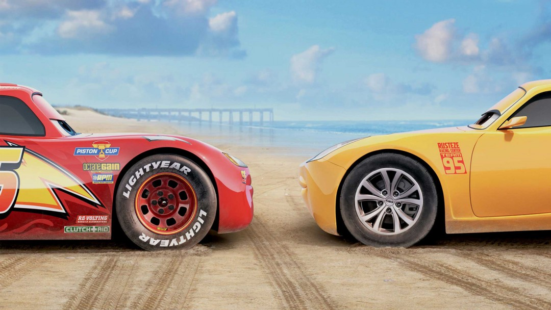 Download Cars 3 Lighting Hd Wallpaper for Desktop and Mobiles
