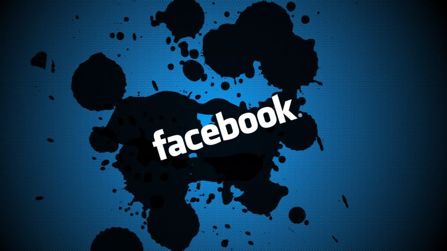 Download Facebook Logo Image Wallpaper for Desktop and Mobiles