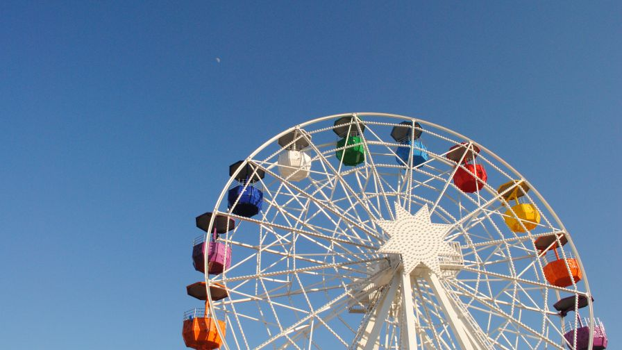 Download Free Ferris Wheel Wallpaper for Desktop and Mobiles