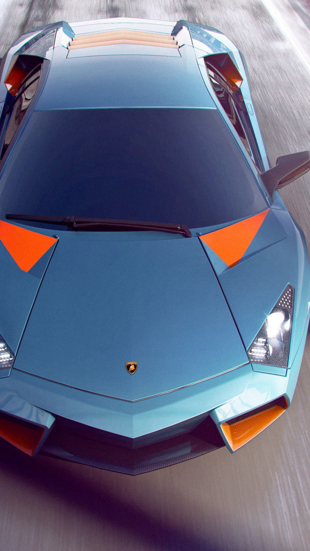 Download Free Lamborghini CGI Car Full Hd Wallpaper for Desktop and Mobiles