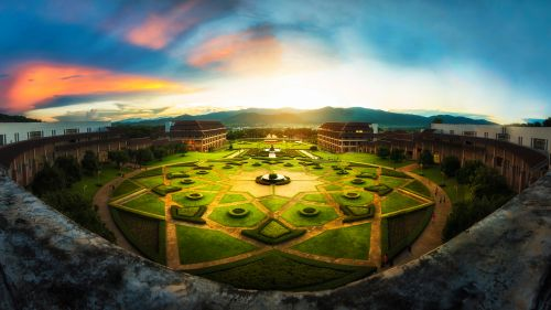 Download Free Mae Fah Luang University Thailand Wallpaper