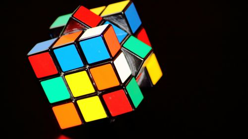 Download Free Rubiks Cube Hd Wallpaper for Desktop and Mobiles