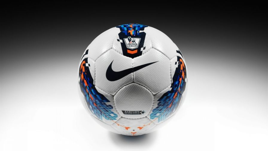 Download Nike Soccer Ball Background Hd Wallpaper for Desktop and Mobiles