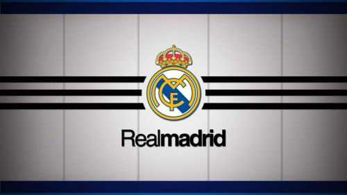 Download Real Madrid Logo High Resolution Full Hd Wallpaper for Desktop and Mobiles