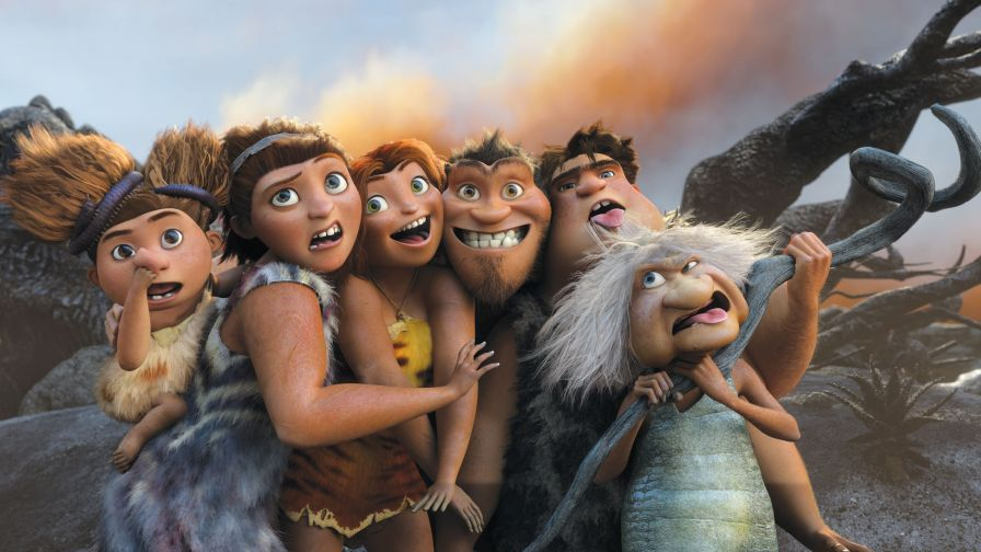Download The Croods 2 Hd Wallpaper for Desktop and Mobiles