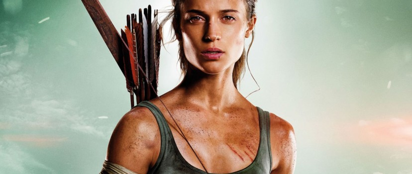 Download Tomb Raider Alicia Vikander Lara Croft Wallpaper for Desktop and Mobiles