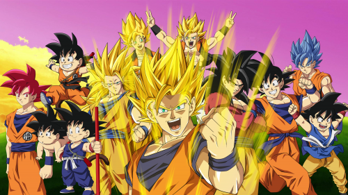 Dragon Ball HD Wallpaper