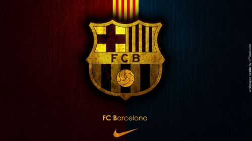 FC Barcelona HD Wallpaper