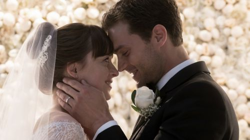 Fifty Shades Freed HD Wallpaper