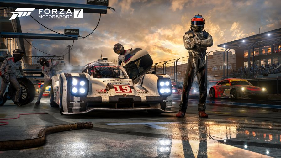 Forza Horizon Motorsport Hd Wallpaper for Desktop and Mobiles