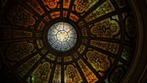 Free Chicago Cultural Center Wallpaper for Desktop and Mobiles