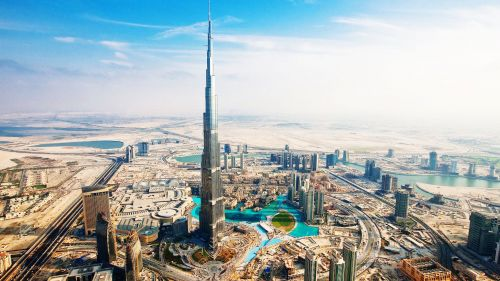 Free Download Burj Khalifa HD Images