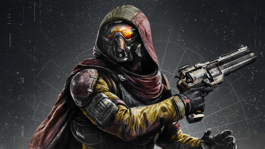 Free Download Destiny Warroir 2 Ultra Hd Wallpaper for Desktop and Mobiles
