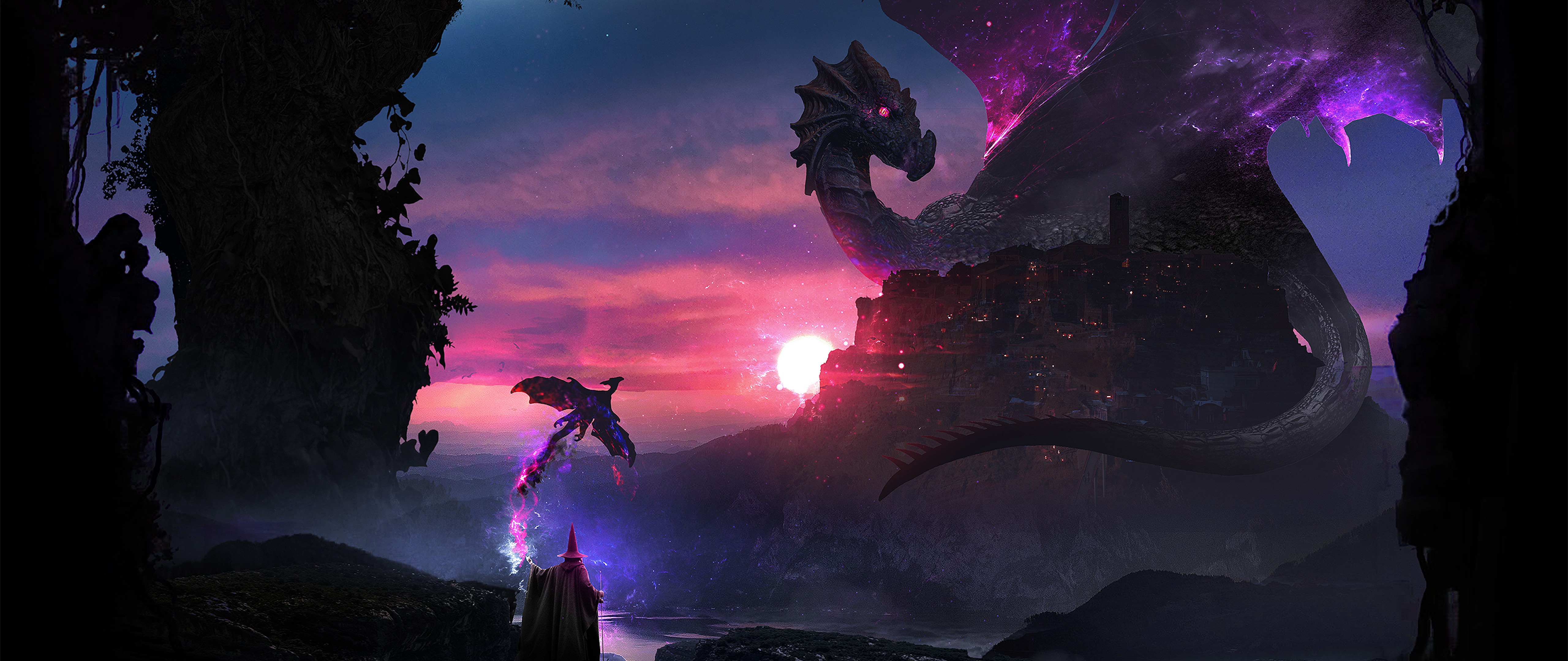 Free Download Dragon HD Wallpaper