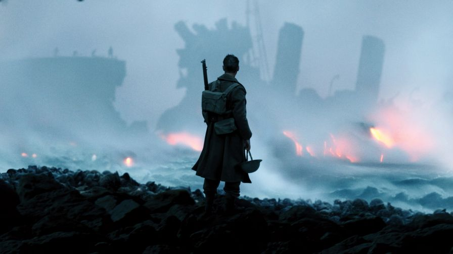 Free Download Dunkirk Movie Wallpaper for Desktop and Mobiles
