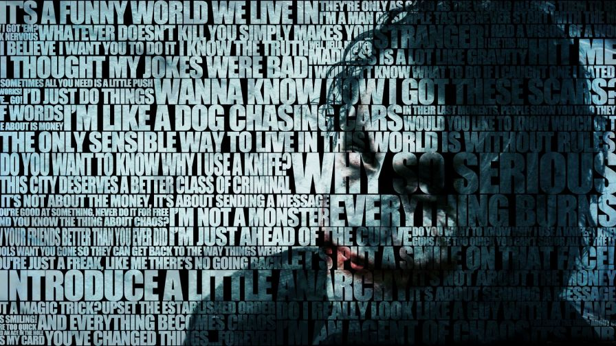 Free Download Joker Full Hd Wallpaper For Desktop And Mobiles