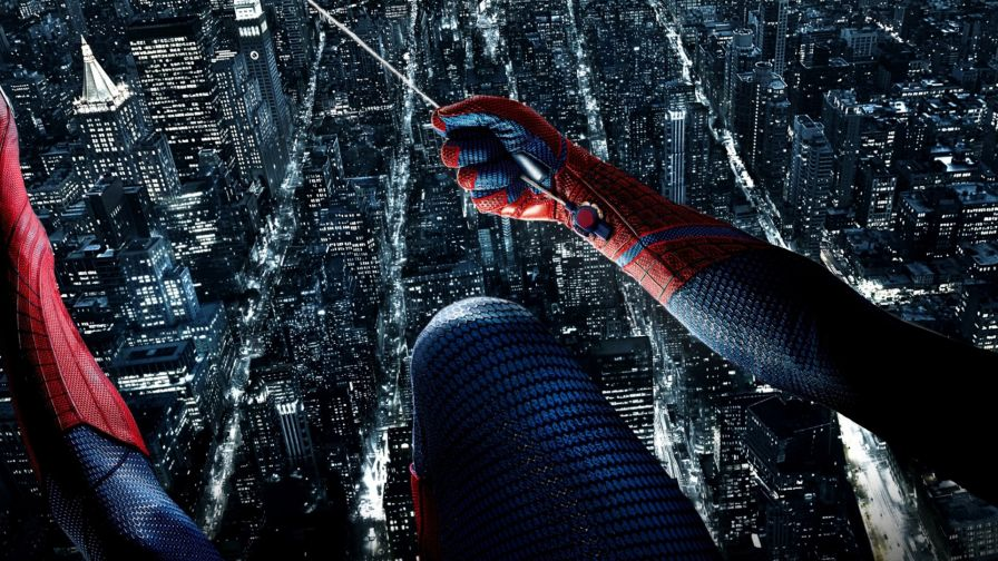 Free Download The Amazing Spider Man Hd Wallpaper for Desktop and Mobiles
