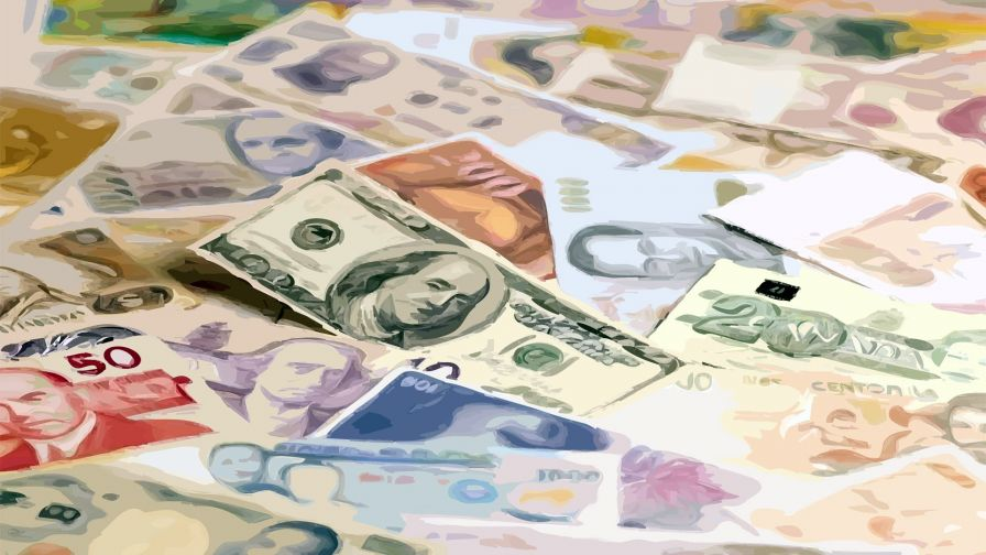 Free Download World Currency Notes Hd Wallpaper for Desktop and Mobiles