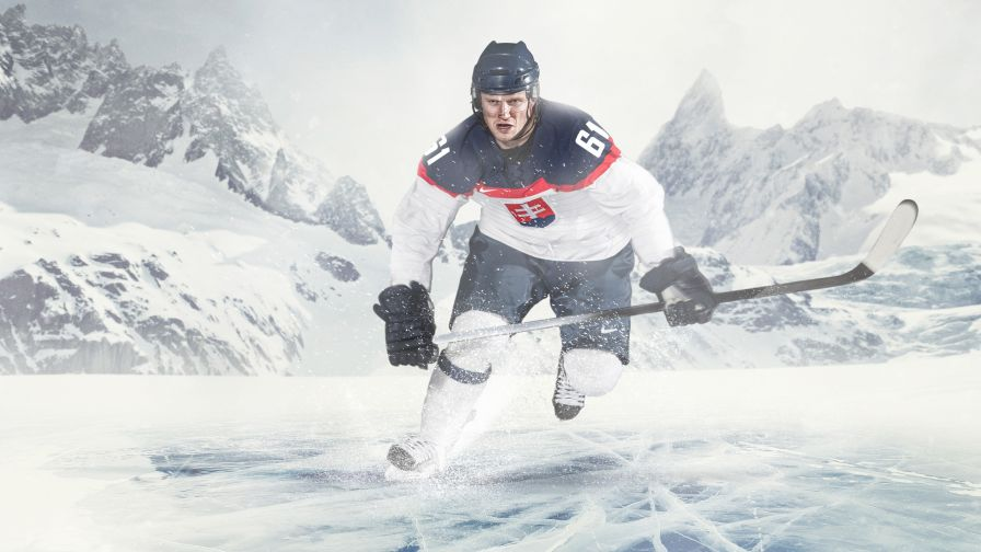 Free Ice Hockey Hd Wallpaper for Desktop and Mobiles