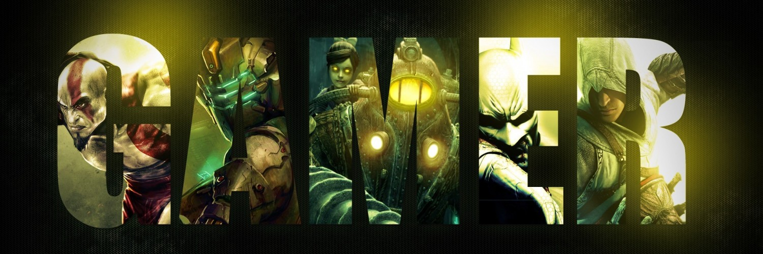 Gamers Wallpaper for Desktop and Mobiles