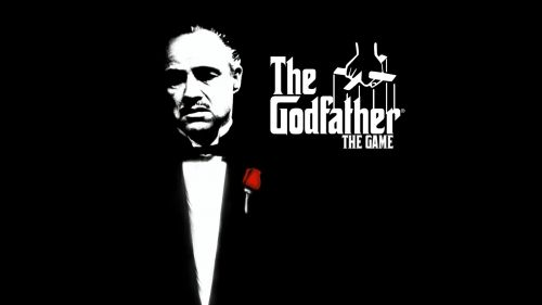 GodFather Marlon Brando HD Wallpaper
