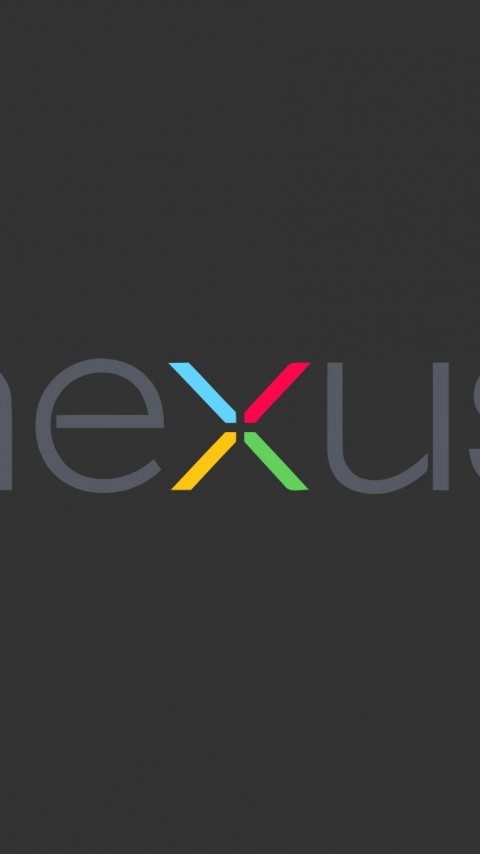 Google Nexus Logo Wallpaper for Desktop and Mobiles 480x854 - HD Wallpaper - Wallpapers.net