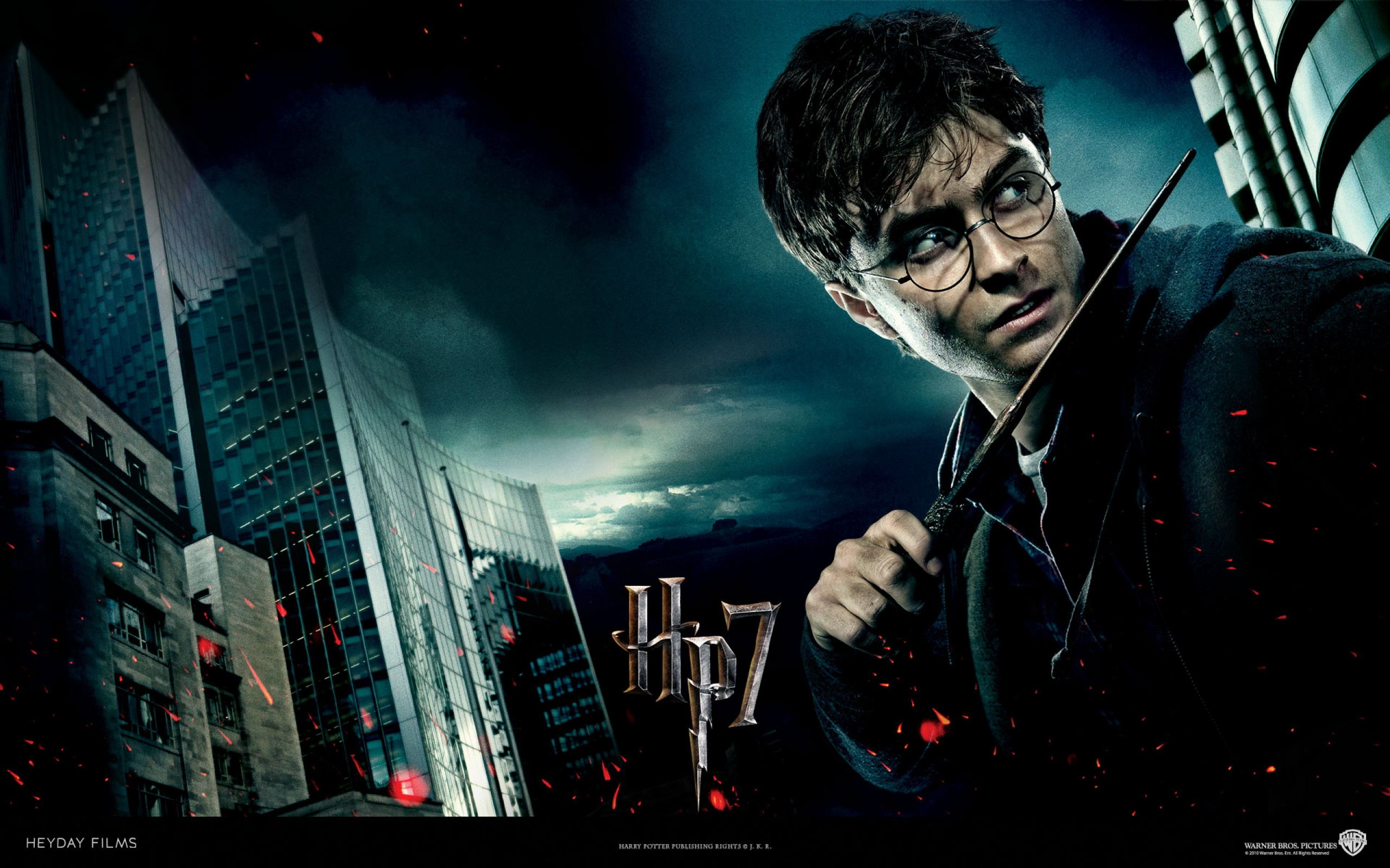 Harry Potter And Deathly Hallows Wallpaper for Desktop and Mobiles
