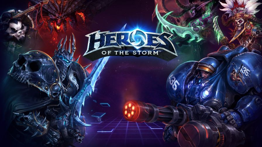 Heroes Of The Storm Hd Wallpaper for Desktop and Mobiles