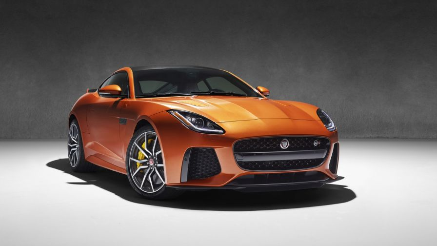 Jaguar F Type Svr Car Wallpaper For Desktop And Mobiles Wallpapersnet