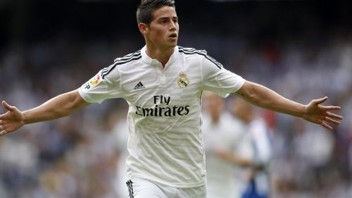 James Rodriguez HD Wallpaper