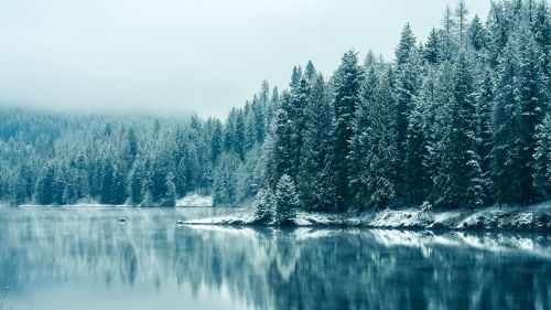 Kootenay River HD Wallpaper