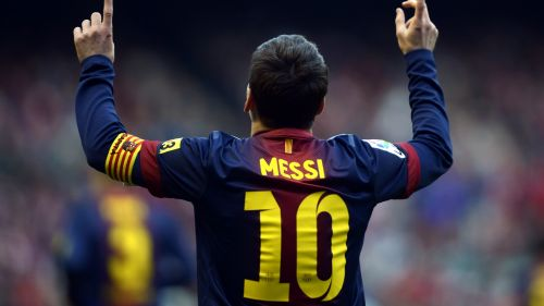 Lionel Messi HD Wallpaper