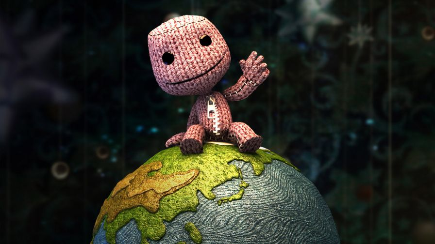 Little Big Planet 3 Hd Wallpaper for Desktop and Mobiles