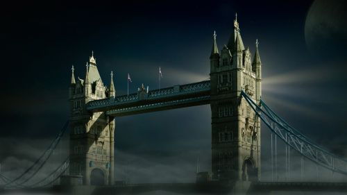 London Tower Bridge HD Wallpaper for Desktop and Mobiles