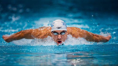 Michael Phelps swimmer HD Wallpaper