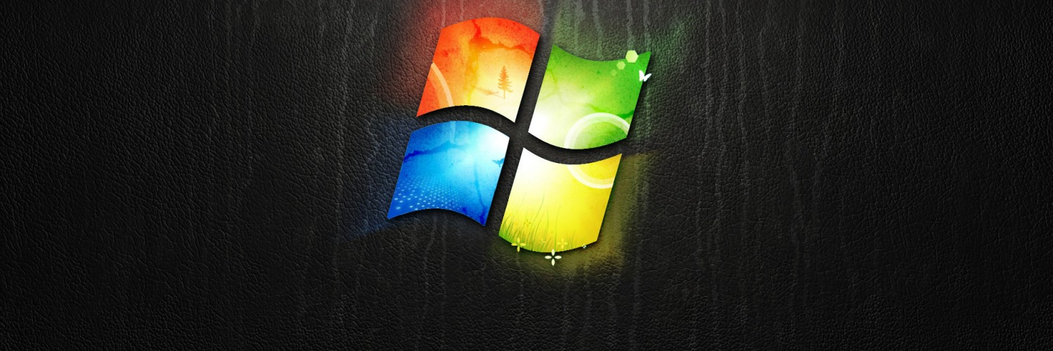 Microsoft Windows Logo Wallpaper for Desktop and Mobiles